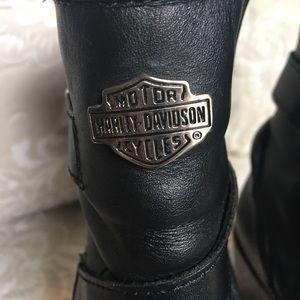 Harley Davidson boots size 6 stock # 84420